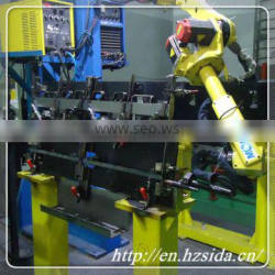 21 years's experience in spot welding china