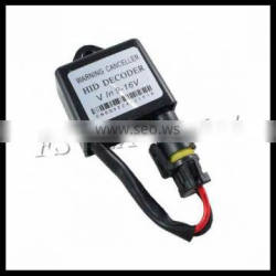error free hid xenon light warning canceller HID decoder for audi/VW/Peugeot/chevrolet