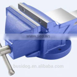 Hot!!! Light Duty Fixed Bench Vises With Anvil