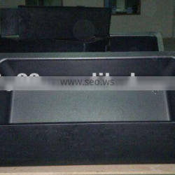 vacuum thermoforming thick film blister plastic rectangle tray