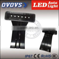 Offroad accessary 6w led brake/tail light for je-ep w-rangler YJ,Suv,truck,4*4