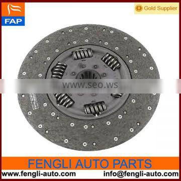 Good price of 1878003968 Clutch Disc for Renault Trucks Magnum