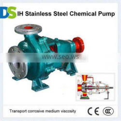 IH Stainless Steel Centrifugal Chemical Electric Pump