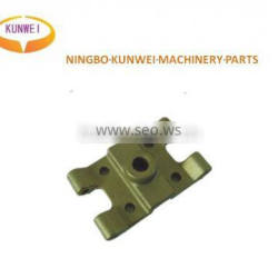 Water glass investment casting,lost wax casting, train part casting,custom casting part