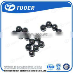 Precision tungsten carbide ball 6mm for grinding