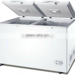 top door chest freezer 550L/big freezer