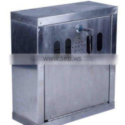 stainless steel standing ashtray HF7017