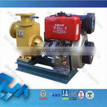 CWY Series Vertical Marine Diesel Engine Fire Pump (Fixed)