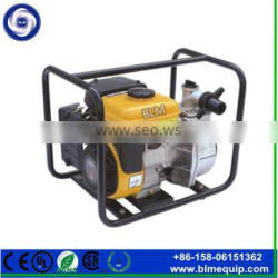 OHV recoil OEM gasoline water pump for agriculture