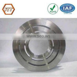 Customized stainless steel belt pulley