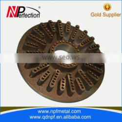OEM/ODM Cu Copper alloy die casting parts