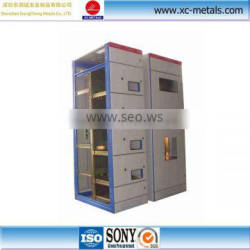 Professional Custom Sheet Metal Stamping Parts network cabinet
