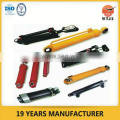 different types hydraulic cylinders
