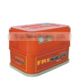 FMS quadrate car wax for cleaning 380g