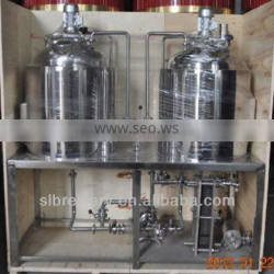 used 100l brewery equipment draft beer equipment
