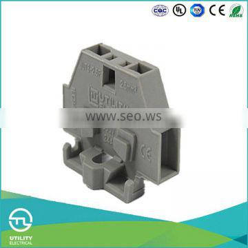 UTL Export Products Gray Plastic Spring Terminal Blocks Connector For Weidmuller 0.8-2.5mm