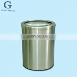 cheap price stainless steel outdoor dustbin and waste bin