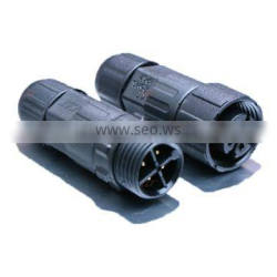 4 pin male female electrical wire connector