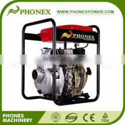 China Factory Price 4 Inch Diesel Water Pump High Quality 9hp Water Pump