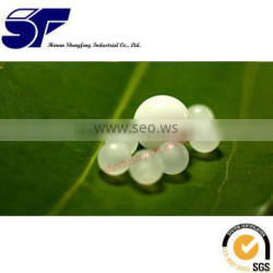 8.5mm solid plastic ball