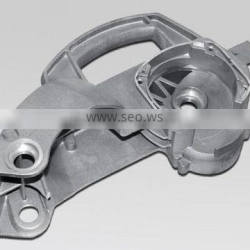 trade assurance Aluminum casting housing for sewing machine
