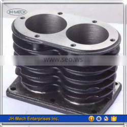 High Level Sand Casting Gray Iron Piston Parts
