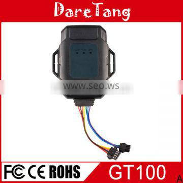gps boat tracker with online gprs web based software GT100