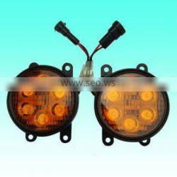 Hot FUCOS golden eye led fog light