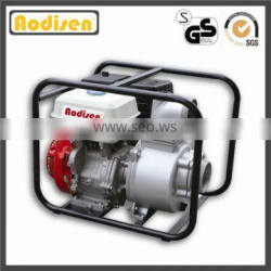 Aodisen brand CE approved 4 inch gasoline water pump