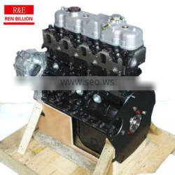 isuzu motor 4jb1 & 4jb1t engine long block assy