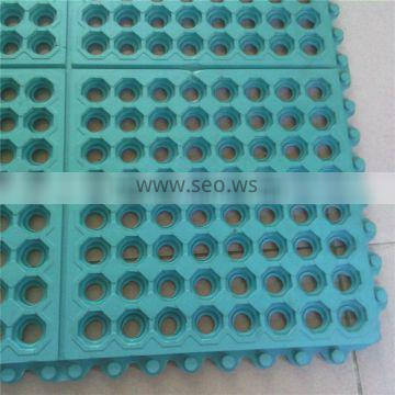 non-grease kitchen and industrial areas non-toxic rubber mat