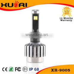 High Brightness! Auto Accessory Car LED Headlight Kit H1H3 H7 H11 H16 9005 9006 9007 9004 H13 H4 Car Led Headlight