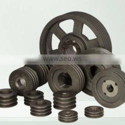 High quality OEM pulley pulley wheel chain pulley block casting HT250 stainless steel pulley