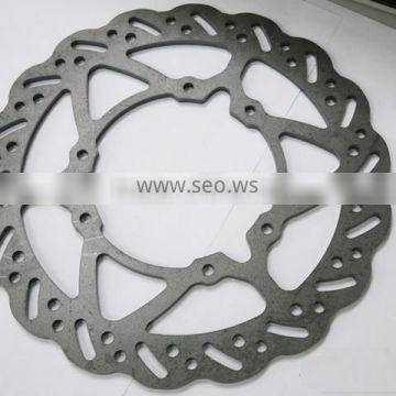 mechanical parts laser cutting service