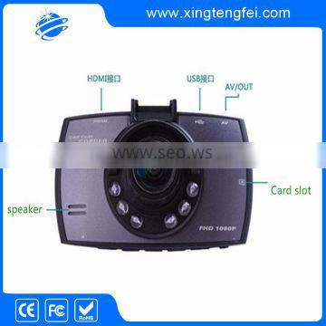 Factory Single lens G30-1248-2.8 inches car DVR chinese hidden cam