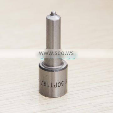 High quality Common Rail Injector Nozzle DLLA 150P 1197 DLLA150P1197 for Injector