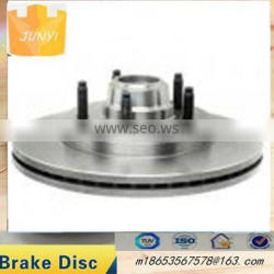 Hot sell JY 15679 anti-rusty treatment brake accessories brake disc rotors