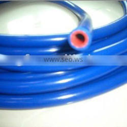 Invisible Blue Braied Silicone Tube, High-pressure Hose