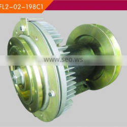 DC24V 50W auto fan clutch for XIAMEN Kinglong bus
