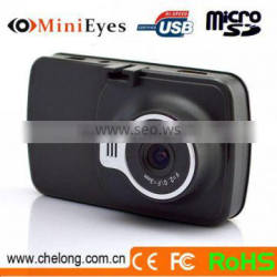 Alibaba express 2014 Newest 2.4inch CE ROHS 120deg 4X zoom motion detection car dvr c800