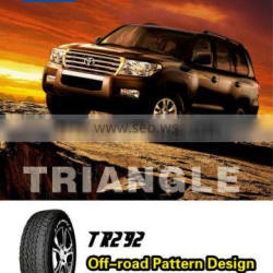 TRIANGLE A/T TIRE SUV TIRES 265/65R17 P235/65R17 TOP QUALITY ALIBABA CHINA