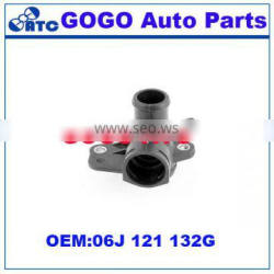 FOR A udi TT Quattro VW GTI Tiguan Water Outlet Cooling Hose Connector 06J121132G