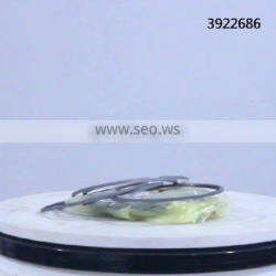 diesel engine Parts 3922686 Compression Piston Ring for cummins C8.3-C 6C8.3 manufacture factory in china order