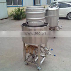Lowest price beer kegs washing machine for micro brewery