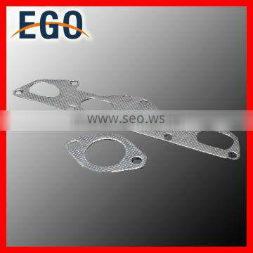 Gaskets For 95-99 RS/GS NT NON TURBO STAINLESS EXHAUST CHROME HEADER FOR ECLIPSE BASE