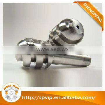 Professional custom CNC precision machine turning stainless steel parts