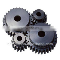 Die casting&forging iron gear wheel