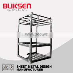 Hot sales custom heavy duty metal warehouse storage rack