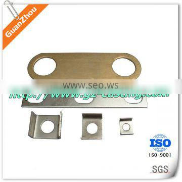 Guanzhou casting foundry high quality metal anodized machining metal parts stainless steel stamping parts