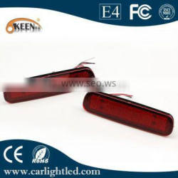 Car Accessories 12V DC Auto Led Tail Lamp and Rear Bumper Light for Toyota